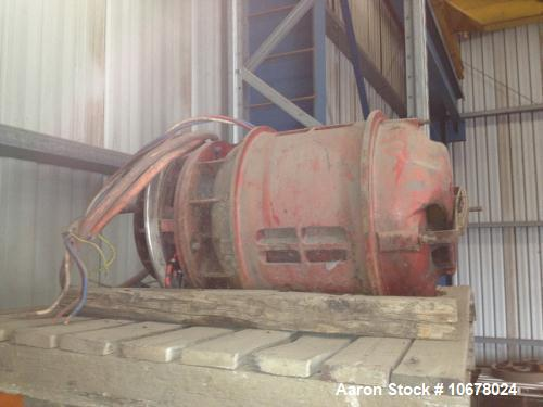 Used- Alfa Laval MRPX-418-TGV-74C Centrifuge Bowl Assembly