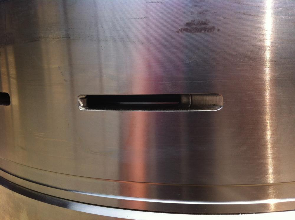 Used- Alfa Laval Separator, Model OFPX 413 TGD-24CGX