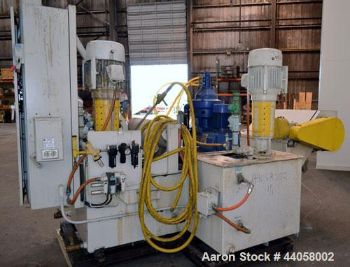 Used- Alfa Laval WSPX 303 TGP-71 Desludger Disc Centrifuge Skid Assembly