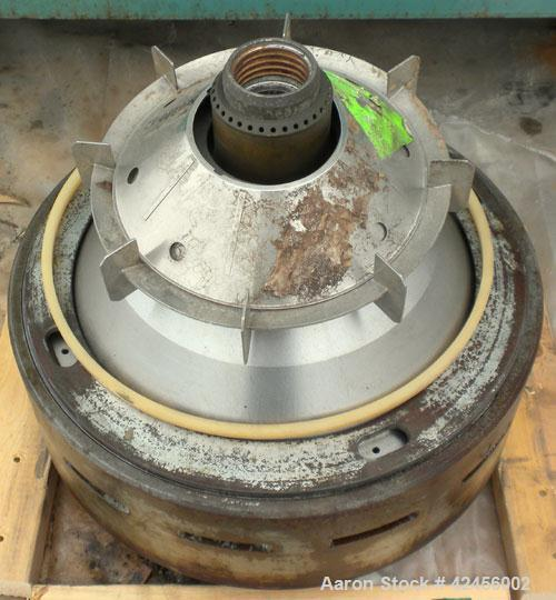 Used- Delaval MAPX-309-BGT-29-60/4094-16 Guardian Purifier Disc Centrifuge, 316 Stainless Steel. Maximum bowl speed 1700-180...