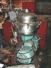 Used- Stainless Steel Alfa Laval Desludger Disc Centrifuge, BRPX-213 HGV-30-00