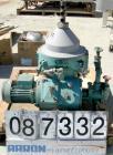 USED- Alfa Laval MAPX-204-TGT-24-60 Desludger Disc Centrifuge