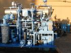 Used-Diesel Engine Fuel Treatment System consisting of:(2) Alfa Laval model MAPX-205 TGT-24-60HZ disc bowl centrifuges, bowl...