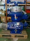Used-Alfa Laval MAPX-207 Desludger Disc Centrifuge, stainless steel construction (product areas), max bowl speed 6300 rpm, 5...