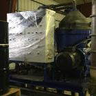 Used- Alfa Laval MOPX-213-TGP-24-60 Desludger Disc Centrifuge. Stainless steel.