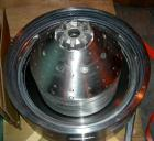 Used- Alfa Laval MRPX-410-TGD-74 Desludger Disc Centrifuge. 329 Stainless Steel Construction on Product Contact Areas. Conce...