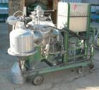 Used- Stainless Steel Westfalia