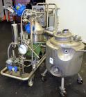Used- Stainless steel Westfalia Ultra Polishing Desludging Disc Centrifuge, CSA-