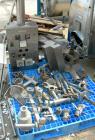 USED: Westfalia MSA-120-01-0076 desludger disc centrifuge. 316 stainless steel construction. Max bowl speed 4500 rpm, separa...