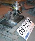 Used- Westfalia SA00H-205 (SA1-02-076) Pilot Scale Desludger, Sanitary Separator Design. Maximum bowl speed 10,000 rpm, max ...