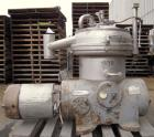 Used- Stainless Steel Westfalia Desludger Disc Centrifuge, SAOWH-3036
