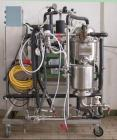Used- Westfalia CSA 1-06-475 Desludger Disc Centrifuge, clarifier design, capacity 100 l/h (26.5 gallons), max speed 9700 rp...