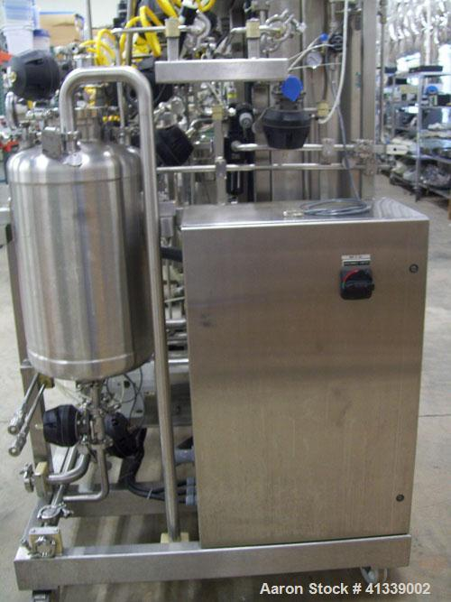 Used-Westfalia CSC-6-06-0476 Desludger Disc Centrifuge Bio-System. Stainless steel construction (product contact areas), cla...