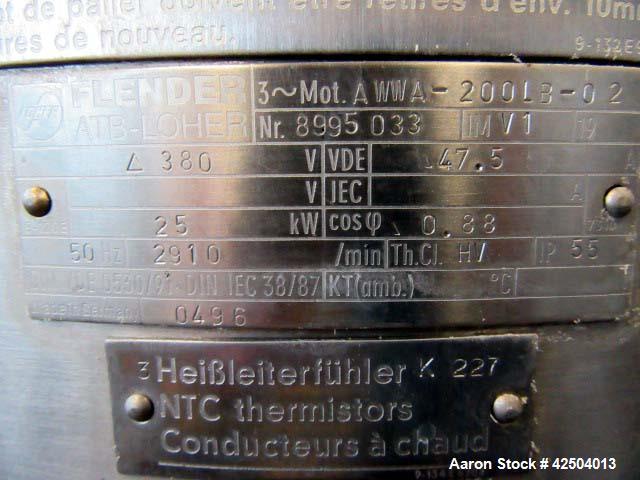 Used- GEA Westfalia KDA-30-02-177 Centrifuge