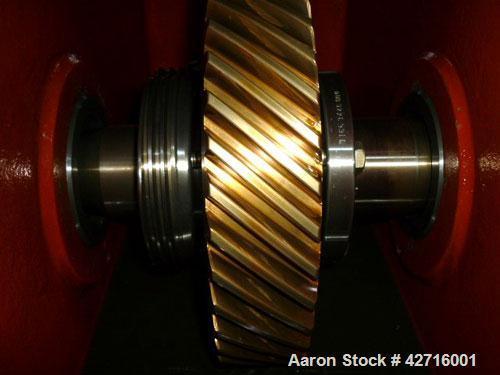 Used- Stainless Steel Westfalia Desludger Disc Centrifuge, MSA-120-47-076