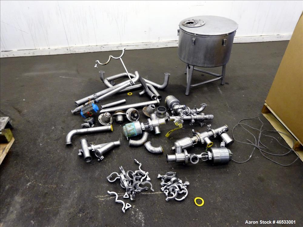 Used- Westfalia MSA-200-01-076 Desludger Disc Centrifuge