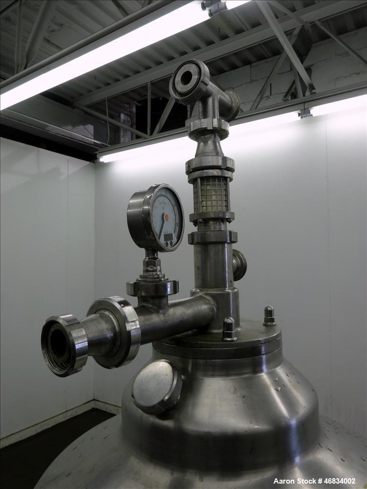 Used- Westfalia MSD-200 Desludger Disc Centrifuge