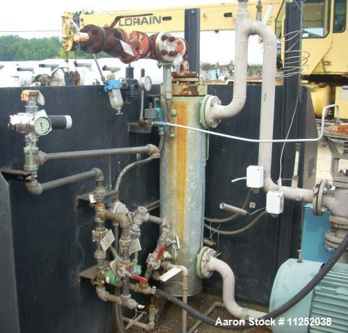 Used- Westfalia Desludger Disc Centrifuge, OSA-35-02-066