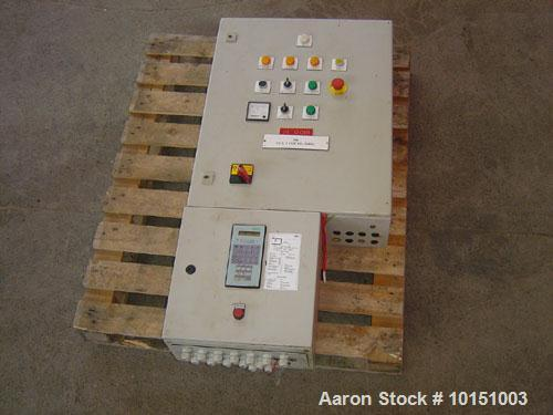 Used- Stainless Steel Westfalia Desludger Disc Centrifuge, OSC-4-02-066