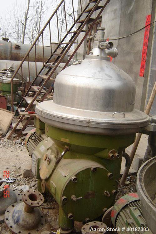 Unused-Westfalia RSA150-01-076, serial #1701-007