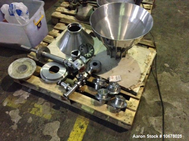 Used- Westfalia RSB-100-01-776 Refining Desludger Disc Centrifuge