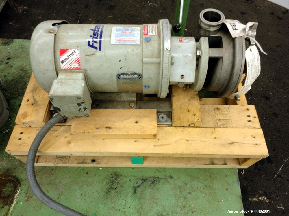 Used- Westfalia SA-14-06-076 Desludger Disc Centrifuge.  329 Stainless steel construction on product contact areas. Maximum ...