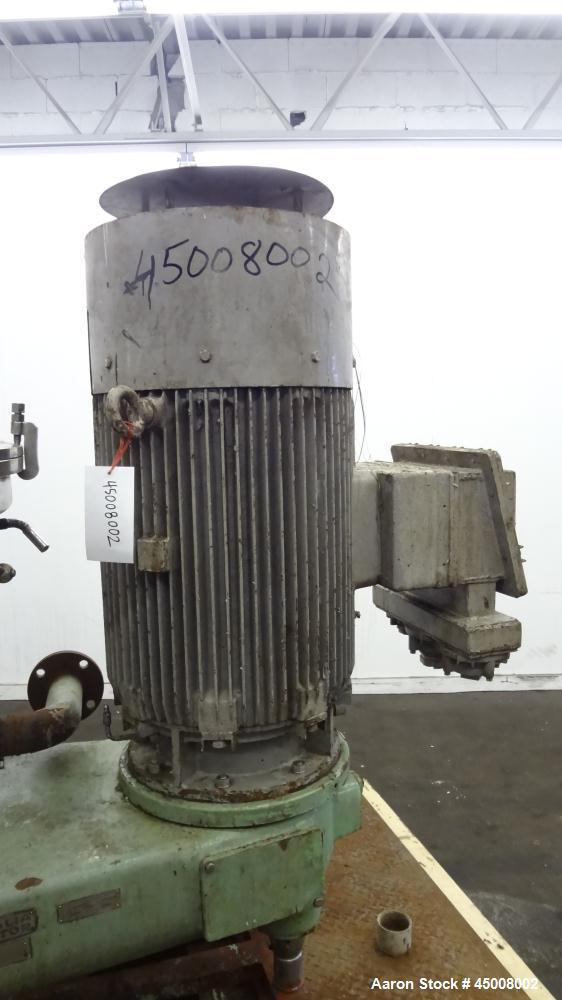 Used- Stainless Steel Westfalia Desludger Disc Centrifuge, SA-40-02-177