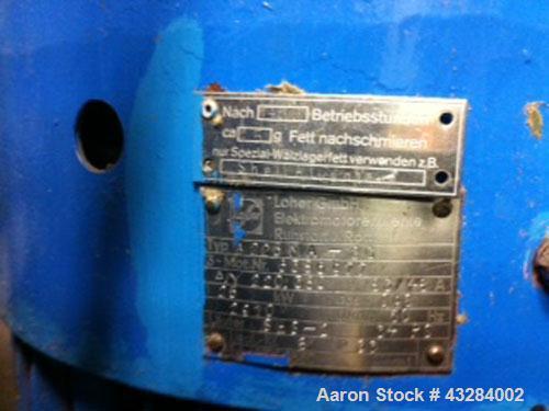 Used- Westfalia SAMN-15007 Desludger Disc Centrifuge