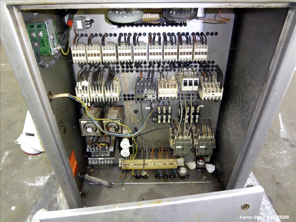 Used- Westfalia SAMR-5036 Desludger Disc Centrifuge.