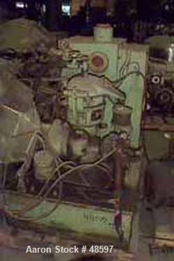 Used- Alfa Laval 3024-G Solid Bowl Disc Centrifuge