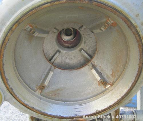 Used- Stainless Steel Alfa Laval Solid Bowl Disc Centrifuge