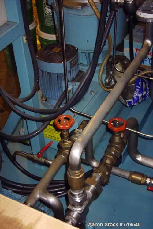 USED: Alfa Laval MMB-304S-11 Solid Bowl Disc Centrifuge