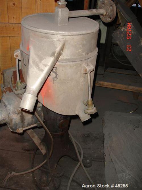 USED: Delaval cream separator
