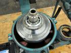 Used- Stainless steel Alfa Laval Solid Bowl Disc Centrifuge, MAB-103B-24