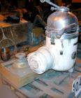 Used- Stainless Steel Westfalia Solid Bowl Disc Centrifuge, MN-5004