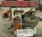 Used- Dorr Oliver BX-16 Merco Centrifuge. Stainless steel bowl, bronze housing, 5400 rpm maximum bowl speed. Recycle feature...