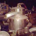 Used- Stainless Steel Sharples Nozzlejector Centrifuge, Type DM-E-1624-11-E-2463-3
