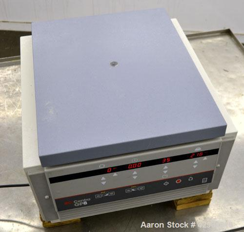 Used- IEC Centra Ventilated Centrifuge, Model 5681