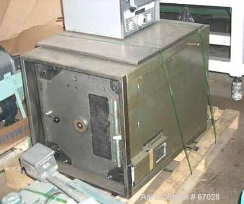 Used- Stainless Steel International Vial Centrifuge, Model U