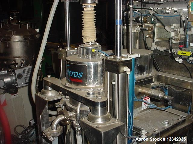 Used- Celeros Separation Automatic Piston Discharge Centrifuge