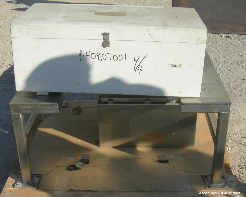 Unused- Stainless Steel Sharples Super Helix Centrifuge, SP-725