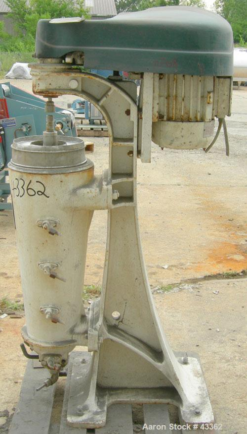 Used- Stainless Steel Sharples Super Centrifuge, AS-16