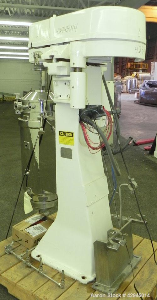 Used- Stainless Steel Sharples Super Centrifuge, AS-26VB