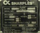Used- Sharples AS-16VB