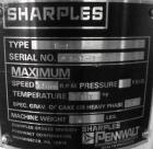 Used- Stainless Steel Sharples Super Centrifuge