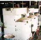 USED Sharples AS-26P Super centrifuge, CS. Max bowl speed 15,000 rpm,hermetic, pressuretite separator design, 5 hp XP motor ...