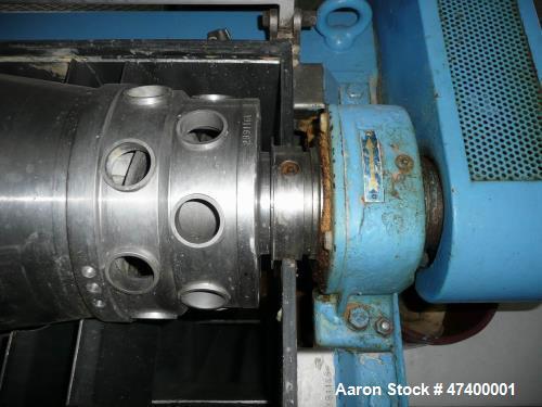 Used- Alfa Laval NX-418S-31G Tricanter Centrifuge