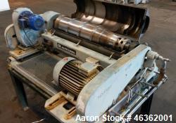 Used-Alfa Laval AVNX-418S-31G Solid Bowl Tricanter Centrifuge