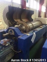 Used- Alfa Laval NX-928 Solid Bowl Tricanter Centrifuge. 316 Stainless steel construction (product contact areas). Maximum b...