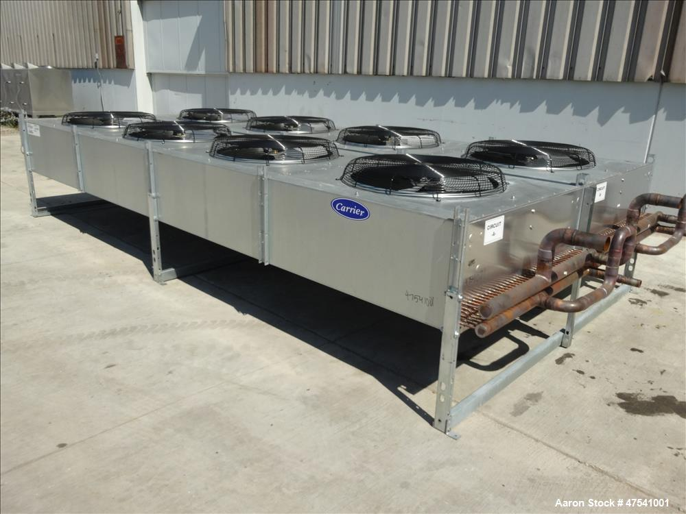 Used- Carrier Remote Outdoor Dual Circuit Air-Cooled Condenser